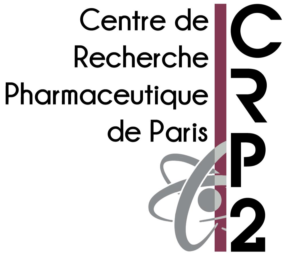 Centre de Recherche Pharmaceutique de Paris – CRP2 Logo