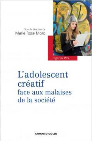 Descartes en librairie : L'adolescent créatif face aux malaises de la société, Marie Rose Moro