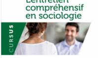 Descartes en librairie : L'entretien compréhensif en sociologie – Usages, pratiques, analyses, Elsa Ramos