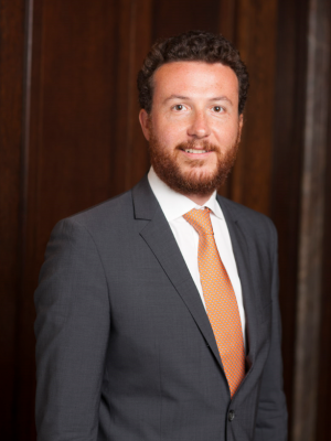 Thomas Rapp, premier lauréat français du Harkness Fellowship