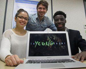 Quatre étudiants de l'IUT récompensés pour leur start-up !