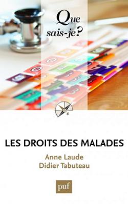 Les droits des malades, Anne Laude et Didier Tabuteau