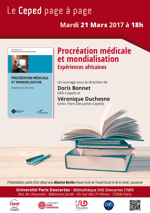 Le Ceped Page à Page - Procréation médicale et mondialisation - Expériences africaines