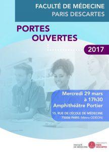 JPO Faculté de Médecine @ Faculté de médecine de Paris Descartes  | Paris | Île-de-France | France