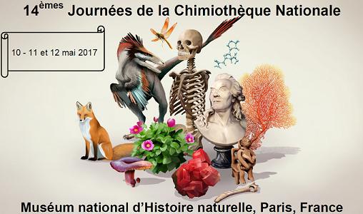 14èmes Journées de la Chimiothèque Nationale @ Muséum National d'Histoire Naturelle