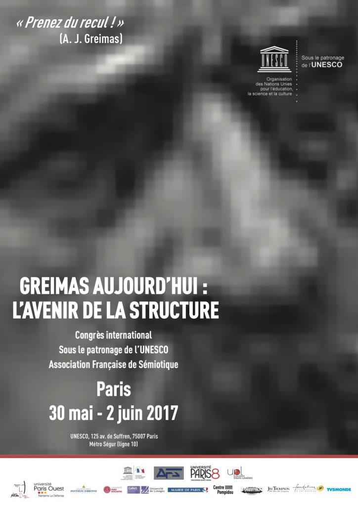 Congrès de l'Association Française de Sémiotique @ Unesco | Paris-7E-Arrondissement | Île-de-France | France