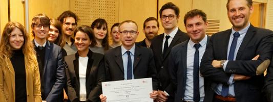 Nouvelle Chaire partenariale Sorbonne Neuroéducation et Créativité de la Fondation Paris Descartes