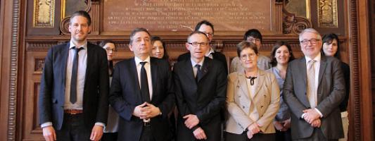 Signature d'un nouveau partenariat entre le LaPsyDÉ et les Académies d'Ile-de-France