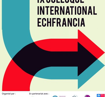 "9e Colloque International ""EchFrancia"" 2015"