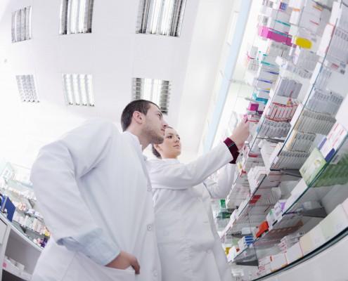 Etudiants en pharmacie