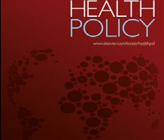 The impact of material conditions on the disablement process (Forthcoming)
