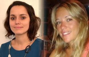 Félicitations à Magali Dumontet & Clémence Bussière pour l'obtention de leur poste MCF