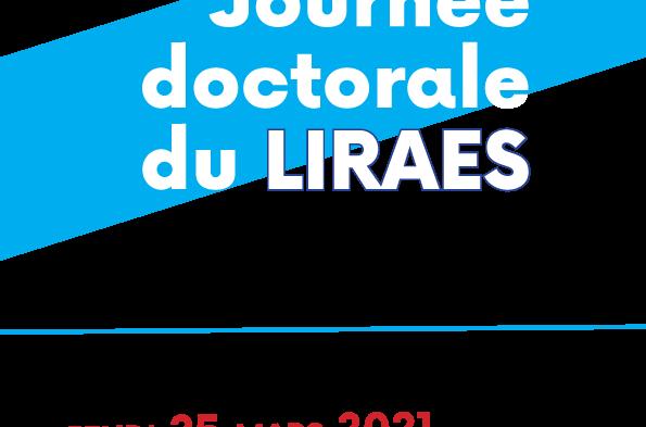 5ème journée doctorale du LIRAES