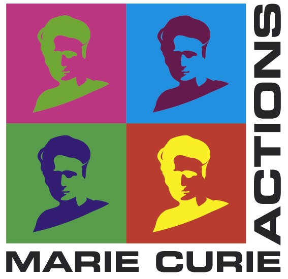 Logo of Marie Curie