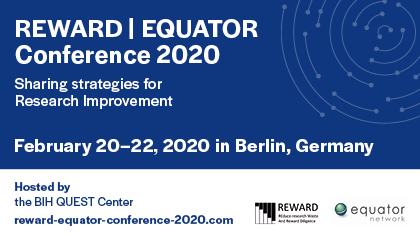 REWARD/EQUATOR Conference 2020