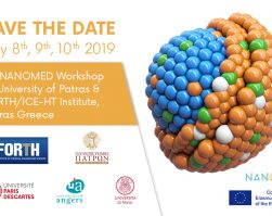 SAVE THE DATE: Workshop 2019